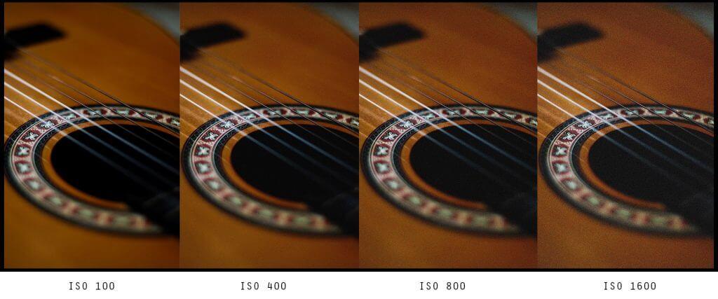 ISO. Pieza clave en la fotografía profesional 160