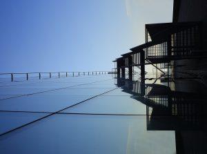 fotógrafos de arquitectura mexicanos - edificios escaleras contraluz
