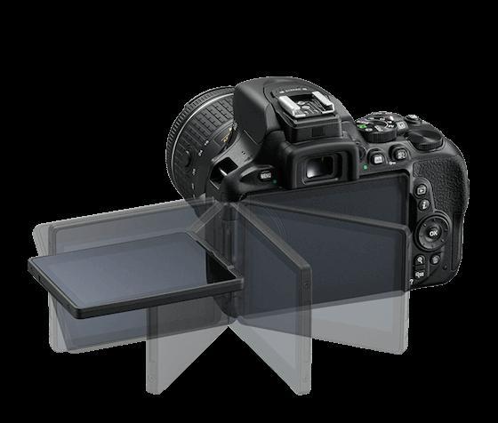 Nikon D5600. Foto y vídeo en una sola cámara 5