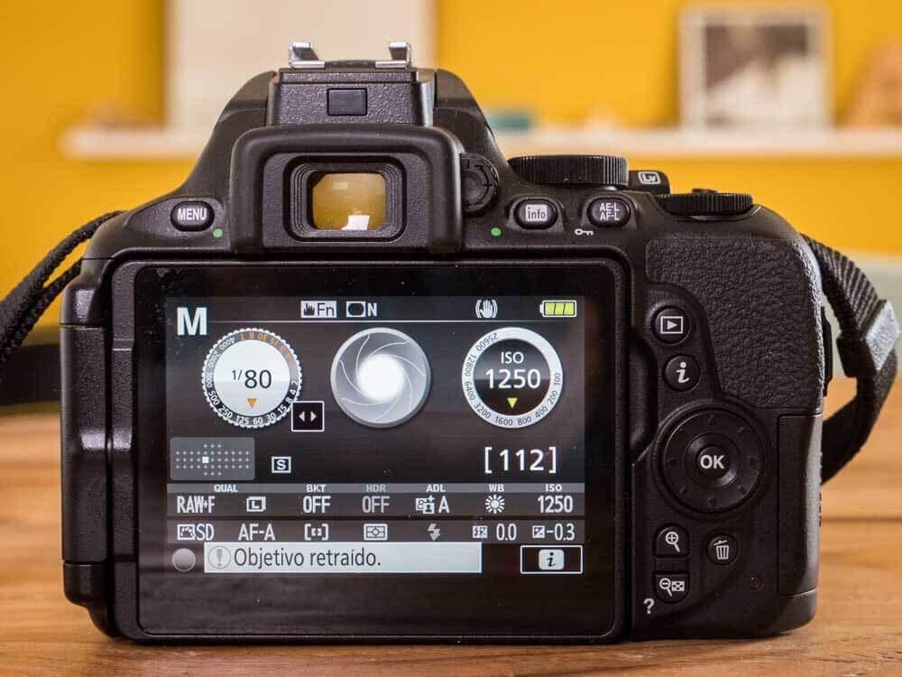 Nikon D5600. Foto y vídeo en una sola cámara 4
