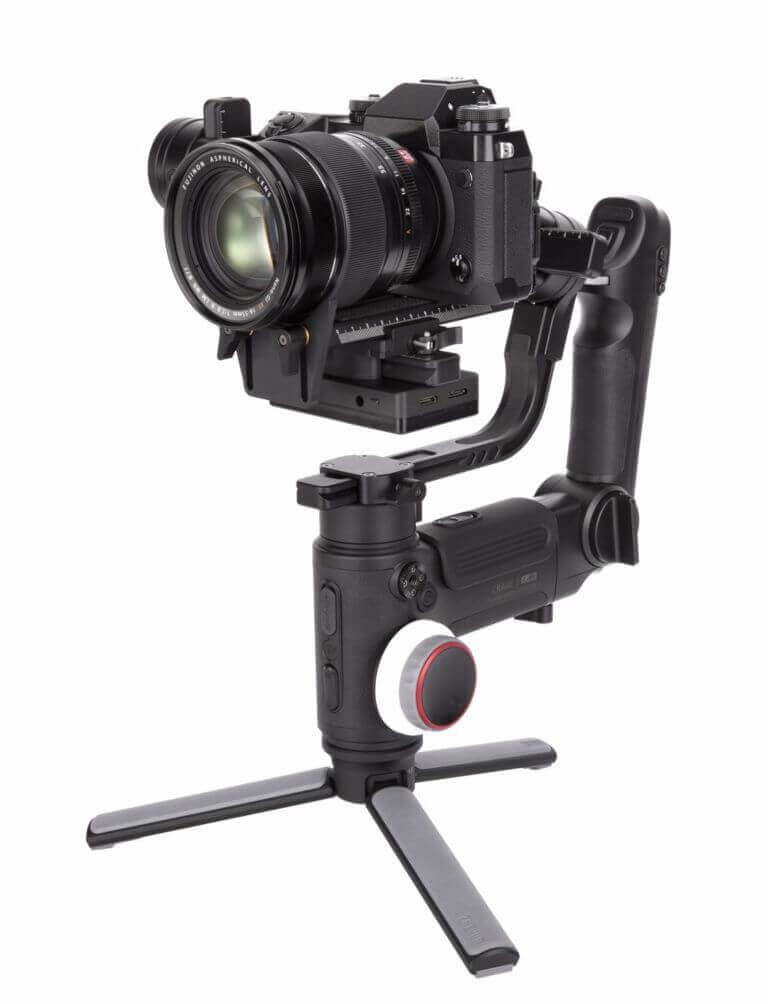 estabilizador de video crane3