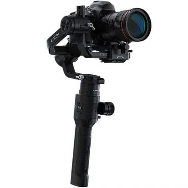 estabilizador de video ronins