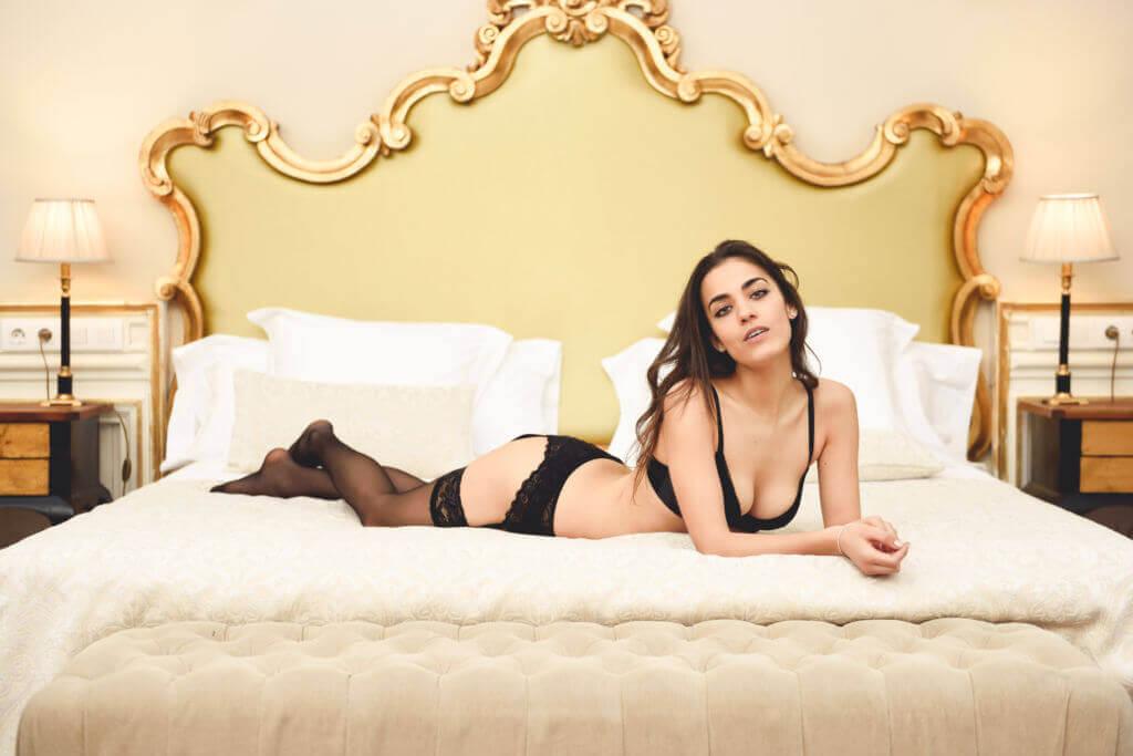 fotografía boudoir locación