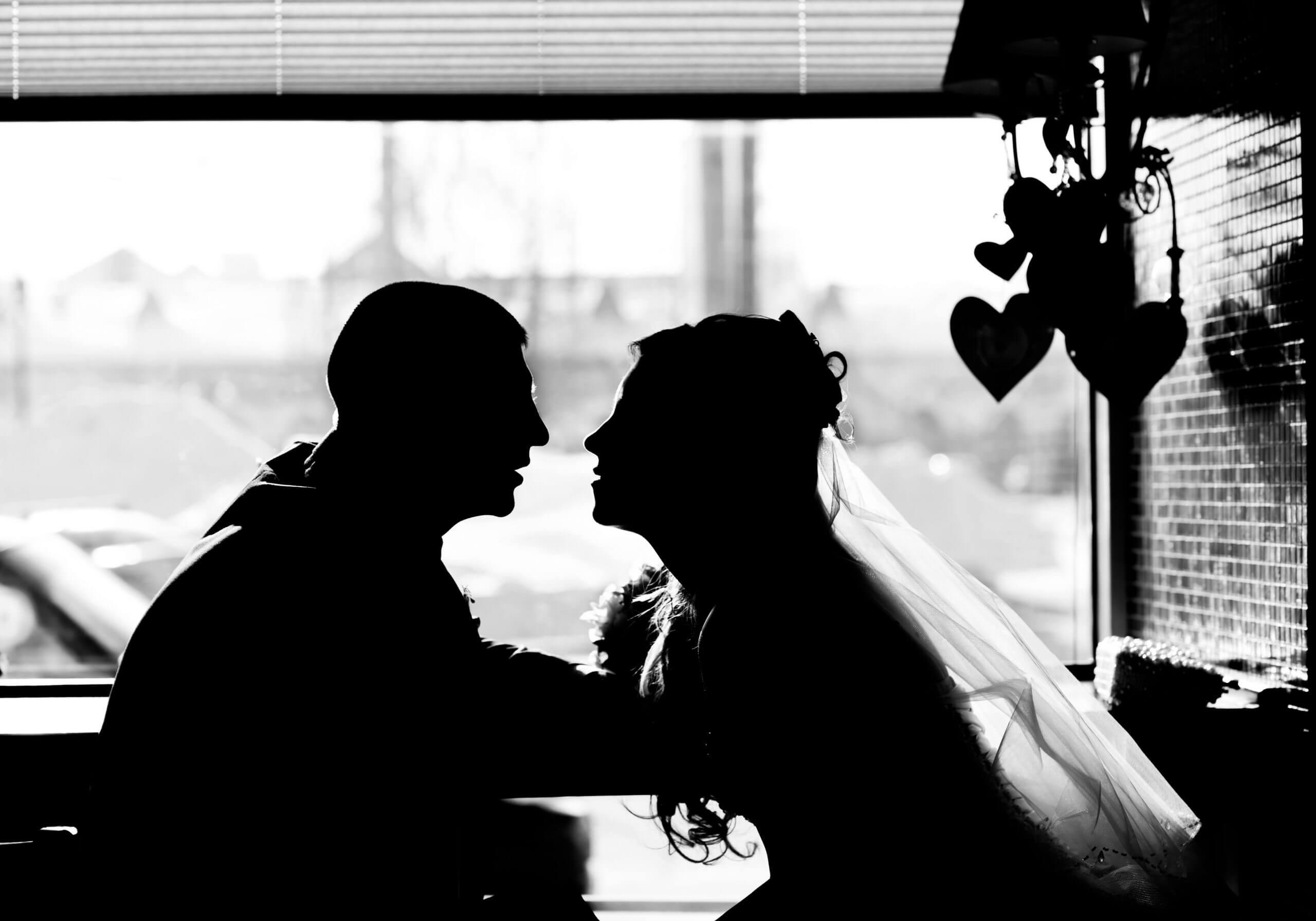 foto de pareja romántica